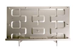 076-1344 Support Plate, Processor Tray