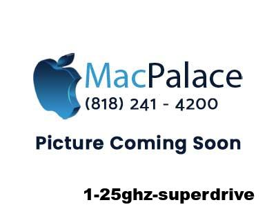 eMac 1.25GHz 512mb 80GB SuperDrive - Pre Owned