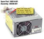 Power supply assembly - 100-127VAC and 200-240VAC (switch selectable) 47-63Hz nominal input - 6 DC outputs at 200 watts maximum