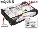 8.0GB IDE hard drive - 5,400 RPM, 3.5-inch form factor NO LONGER SUPPLIED
