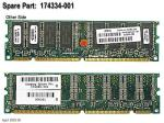 Memory, DIMM, 64-MB 100-MHz SDRAM NO LONGER SUPPLIED