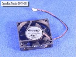 285731-001 System cooling fan NO LONGER SUPPLIED
