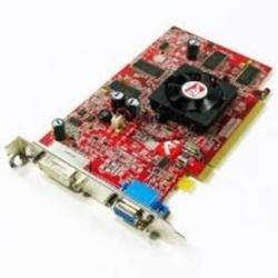 398684-001 ATI FireGL V3100 PCI-E (x16) graphics board - Hi-end 3D graphics board with 128MB DDR SDRAM, dual 450MHz RAMDAC, one DVI-I analog/digital output, and one VGA output - ATX form factor