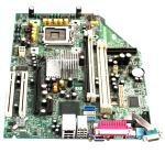 System board (motherboard) - With thermal grease, alcohol pad, and CPU socket cover - For use with Microsoft Digital Office - Used in Small Form Factor (SFF)