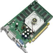 433513-001 NVIDIA Quadro FX 1100 8X graphics card (NV36GL based) - Midrange 3D graphics board with 128MB 650MHz DDR2 SDRAM, Dual 400MHz RAMDAC, one 4-pin internal power input, one 3-pin mini-DIN stereo and two DVI-I analog/digital outputs - Requires one APG slot