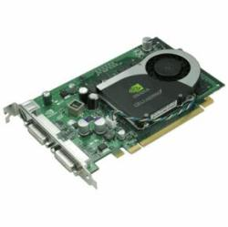454318-001 Hp - Nvidia Quadro Fx 370 Pci Express X16 256 Mb Ddr2 Sdram Graphics Card For Workstation(454318-001)