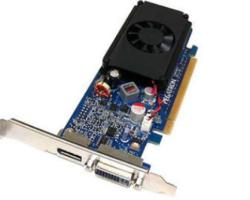 571162-001 Hp 571162-001 Nvidia Geforce Gt310dp 512mb Pci-e X16 Graphics Card For Elite Microtower-small Form Factor-desktop