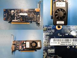 572029-001 NVIDIA GeForce GT310DP 512MB PCIe X16 graphics card