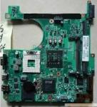GM45 system board - For use only on computer models equipped with graphics subsystems with UMA memory and equipped with WWAN capability - Includes replacement thermal material