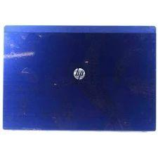 606970-001 Display cover (Blue) - For use with NON touch-screen models - Includes logo
