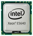 Intel Xeon Six-Core processor E5645 - 2.40GHz (Gainestown, 1333 MHz front side bus, 12MB Level-2 cache, 80W TDP)