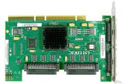661-3173 Card, Ultra 320 SCSI, Dual Channel