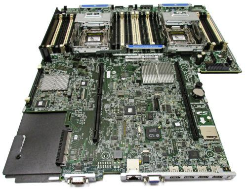 Hp 681649-001 System Board For Proliant Dl380p G8 Server