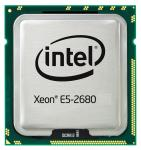 Intel Eight-Core 64-bit Xeon E5-2687W processor - 3.10GHz (Sandy Bridge-EP, 20MB Cache, Intel QPI Speed 8.0 GT/s, 150W TDP (Thermal Design Power), FCLGA (Flip-Chip Land Grid Array) 2011 socket))
