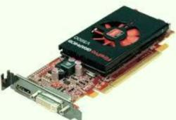 703479-001 AMD FirePro V3900 PCIe 2.1 x16, 1GB GDDR5 memory graphics card - New heat sink - Unified Extensible Firmware Interface (UEFI) interface