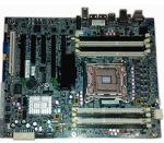 System board (motherboard) - With Dual Integrated Intel Gigabit LAN on-board (LOM), High Definition integrated audio - Supports 1333MHz DDR3 memory