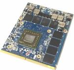 AMD FirePro W6170M graphics board - With 2GB dedicated GDDR5 video memory - Includes replacement thermal material