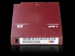 C7972AL Hp C7972al 20pk Lto Ultrium 2 200-400gb Custom Labeled Data Cartridge