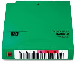 C7974AL Hp C7974al 20 Pack Lto Ultrium-4 800gb-16tb Custom Labeled Data Cartridge With Case