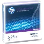 Hp - Lto Ultrium-6 25tb-625tb Rewritable Data Cartridge (c7976a)  Minimum Order 3 Pcs
