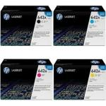 HP Color LaserJet CB401A Cyan Print Cartridge with HP Colorsphere Toner