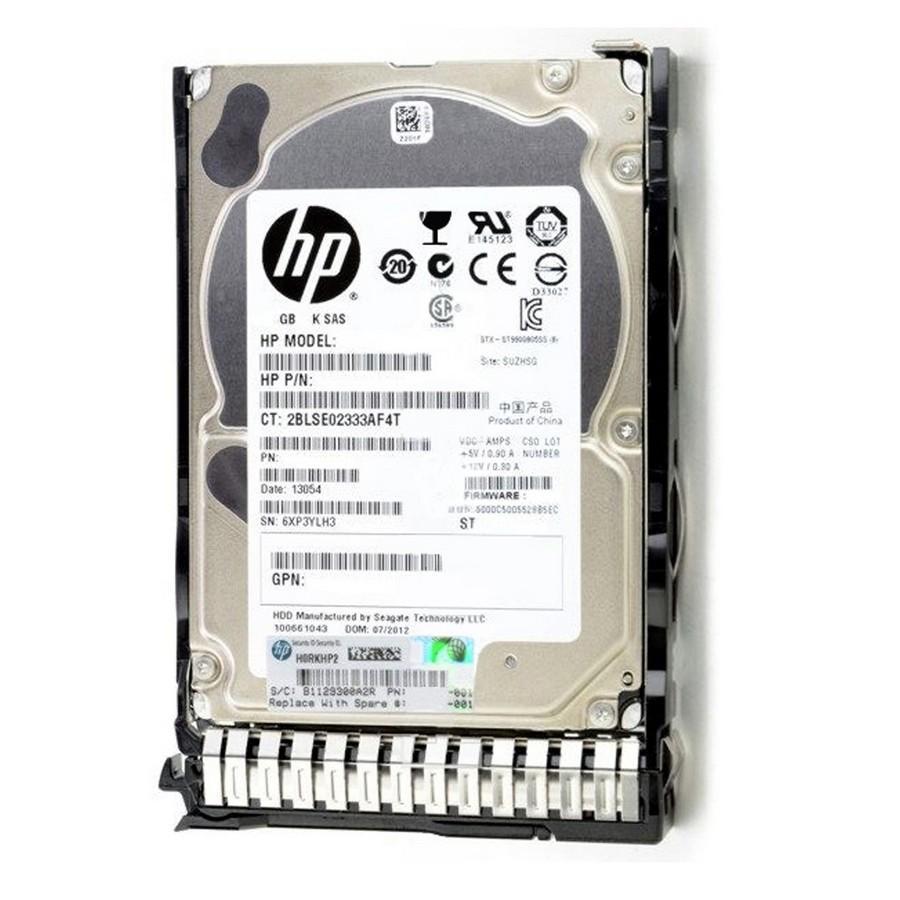 HP HDD 300GB 15K 6G SFF SAS EH0300FCBVC-SC