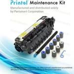 Maintenance Kit - For 220 VAC - Includes fuser assembly for 220VAC, transfer roller, and tray 2 through six roller kit