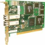 Qlogic - 2gb Dual Channel Pci 64bit 66mhz Fibre Channel Host Bus Adapter (fc5010401-02)with Standard Bracket