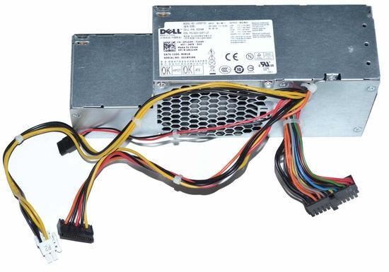 Dell FR610 Optiplex 760 780 960 980 SFF 235W Power Supply