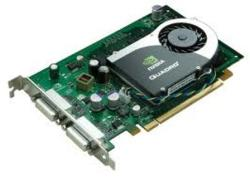 GR521AA PCIe NVIDIA Quadro FX 570 256MB graphics card