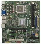 Motherboard (system board) Napa GL8E - This is a micro-ATX form factor, Socket 775, Intel Core 2 Duo, Pentium E2xxx series, and Celeron 4xx series processors supported Part KJ383-69001 is no longer supplied. Please order the replacement, KJ383-69002