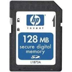 L1873A 128MB Photosmart Secure Digital (SD) memory card