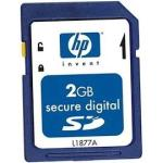 2GB Photosmart Secure Digital (SD) memory card (high speed)