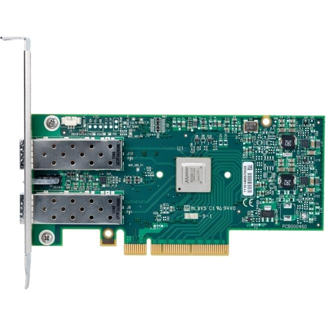 Dell M56px Mellanox Connectx-3 Vpi Network Adapter Infiniband Fdr X 2