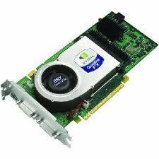 PB329A NVIDIA Quadro FX 3400 PCI-Express x16 256MB graphics card - With two DVI-I (dual-link) Connectors and one 3-pin mini DIN stereo out
