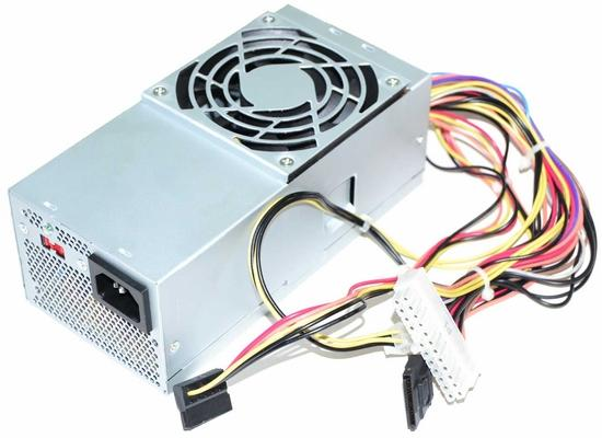 New PC Power Supply Upgrade for HP Pavilion s5180tw Slimline SFF Computer