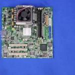 Main logic PC board - Includes processor and heatsink - For the Designjet 4000 and 4500 printer series