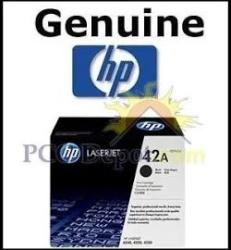 Q5942A Black Toner Cartridge - With 'Micro-Fine' toner - Prints approximately 10,000 pages