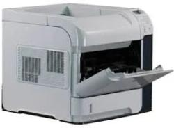 RC1-4131-000CN Air duct - Outside half of air duct from fan FM2 in lower right front corner of printer -Black plastic