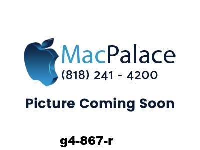 PowerMac G4 867MHz QS 512mb 40GB CDRW - Pre Owned