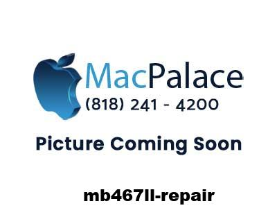 LCD Exchange & Logic Board Repair MacBook 13-Inch Unibody Late-2008-Aluminum MB467LL
